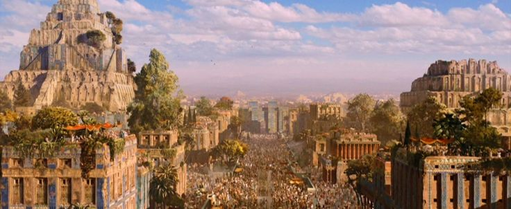 Babylon from Alexander