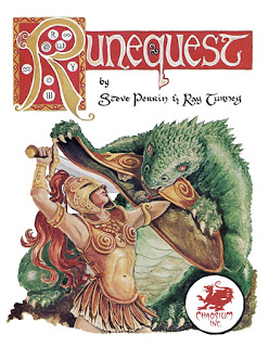 RuneQuest RPG