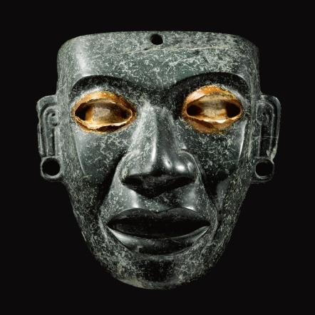 Pre Columbian mask