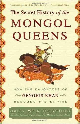 mongol-queens