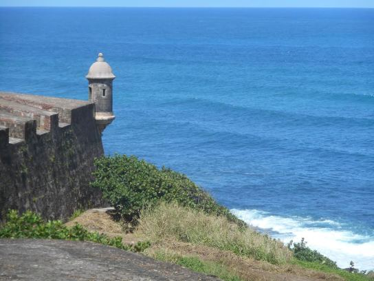 old-san-juan-fort-wall