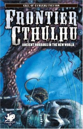 Frontier Cthulhu Cover