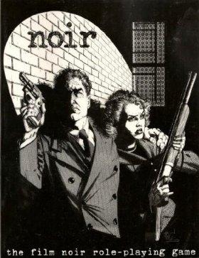 Noir book cover