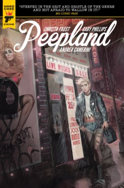 Peepland cover