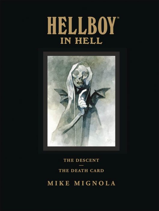 Hellboy in Hell Cover