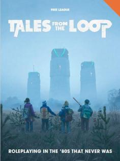 Tales from the Loop cover