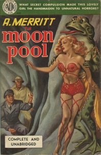 The Moon Pool Cover 2