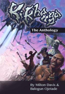 Ki-Khanga the Anthology cover
