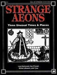 Strange Aeons cover