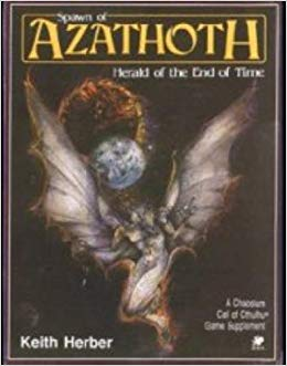 Spawn of Azathoth cover