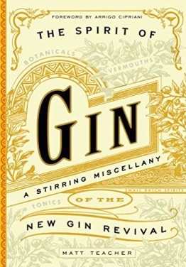 Spirit of Gin cover
