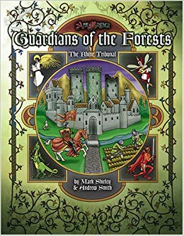 Ars Magica Guardians of the Forest