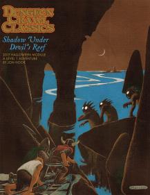 Shadow Under Devils Reef