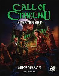 Tabletop RPG Review: Call of Cthulhu Starter Set – Matthew J