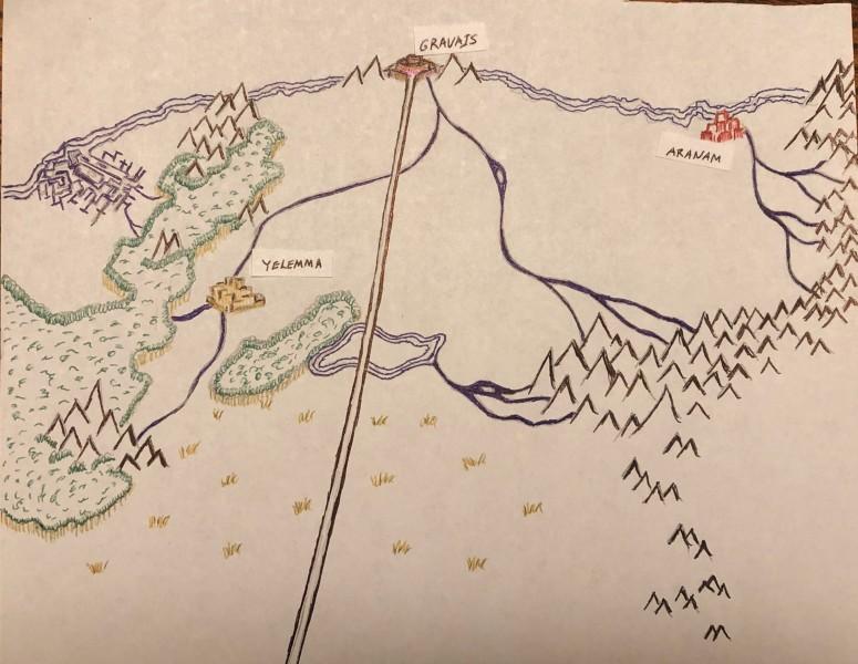 CotS Map