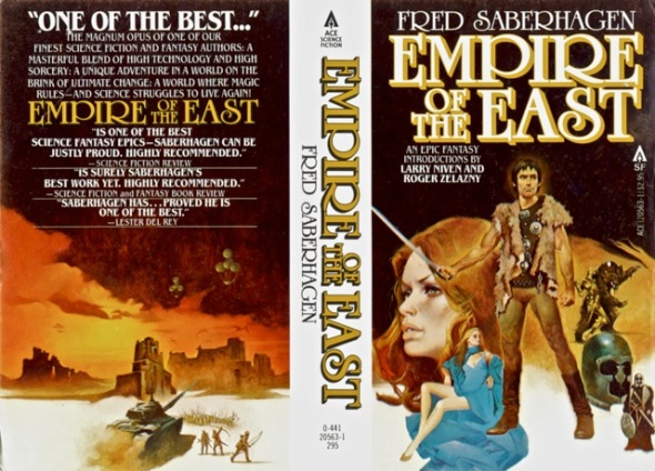 Empire of the East Saberhagen cover