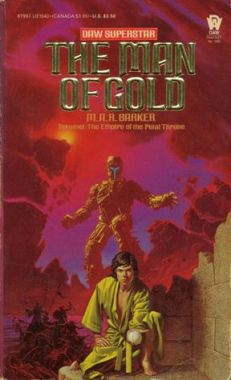 The Man of Gold cover