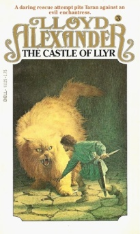 Castle of Llyr cover