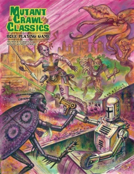 Mutant Crawl Classics cover
