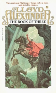 The Book of Three cover