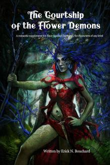 Courtship of the Flower Demons cover