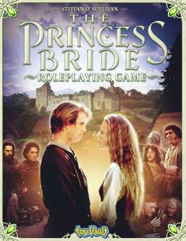 Princess Bride RPG cover