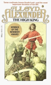 The High King cover