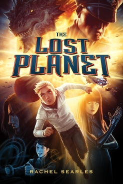 The Lost Planet cover