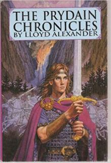 The Prydain Chronicles cover
