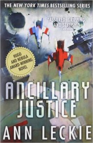 Ancillary Justice cover