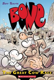 Bone volume 2 cover
