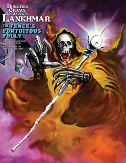 Fence's Fortuitous Folly cover
