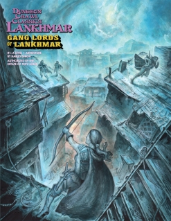 Gang Lords of Lankhmar cover