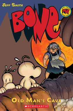 Bone Old Mans Cave cover