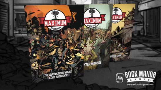Maximum Apocalypse cover