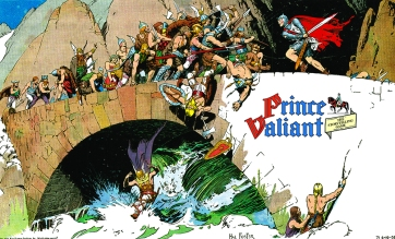 Prince Valiant rpg cover