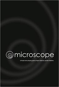 Microscope RPG cover