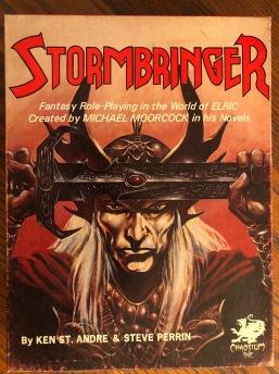 Stormbringer cover