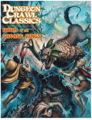 Doom of the Savage Kings cover