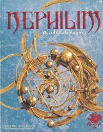 Nephilim RPG cover